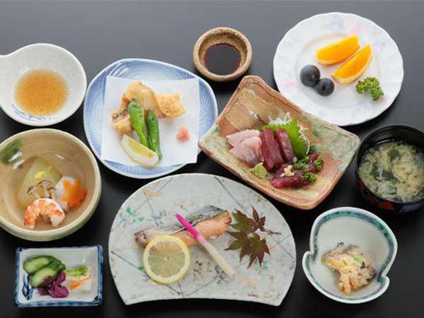 【当館人気!スタンダードプラン】リーズナブルに泊まろう☆海の幸を味わう<2食付>