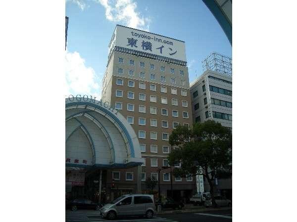 東横イン高松兵庫町の外観