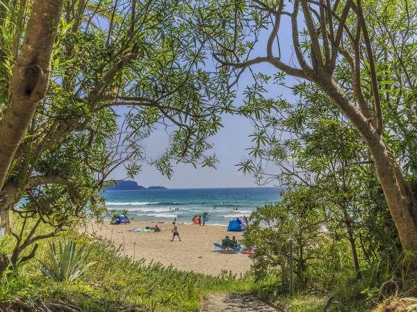 浜辺まで0分!透明度・水質抜群の海で夏休み!【濤亭スタンダードプラン】朝夕お部屋食