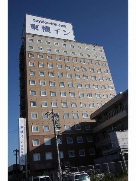 東横イン岐阜羽島駅新幹線南口の外観