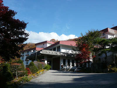 白樺湖畔の宿 ホテル晴明荘