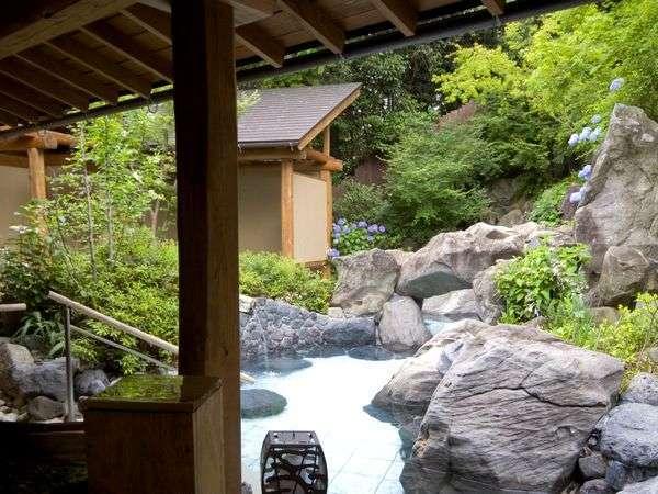 多彩な湯めぐり四季の幸を愛でる宿 湯元館