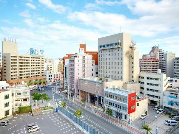 ホテルオーシャン(那覇国際通り)