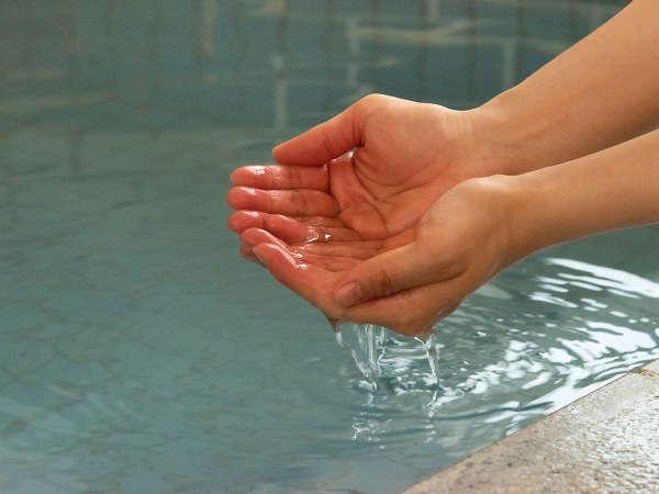 *【とろとろ温泉】 4号源泉の温泉は特濃泉質!