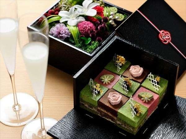 【2017.9〜】◇誕生日や結婚記念日などを迎えるカップル・ご夫婦に★「界のお祝い箱」の特典付 1泊2食付