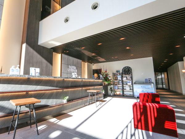 2019年1月OPEN 宿泊者割引がある「リラクゼーション」「カフェ」を併設したデザインホテル