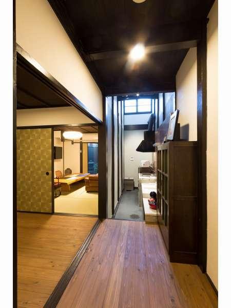 【連泊割引♪】 伝統的な京町家に暮らしように一日一組限定で泊まる-無料レンタサイクル付