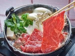 香川の希少な名産 『讃岐牛』 をすき焼きで♪