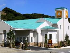 ファミリーロッジ旅籠屋・千葉勝浦店の外観