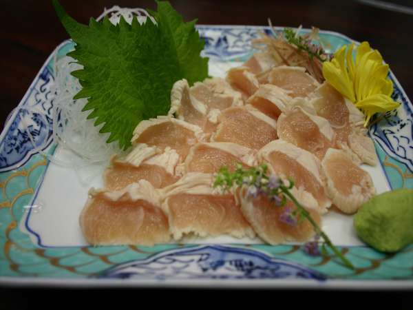 シャモロック料理(写真供:青森県観光情報サイト)
