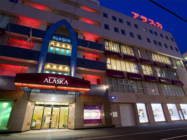 ホテルアベスト青森の外観
