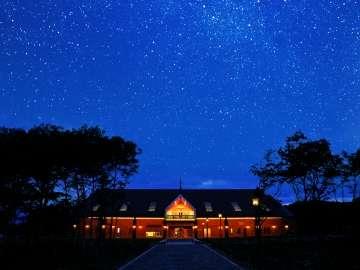 ホテル森の風沢内銀河高原