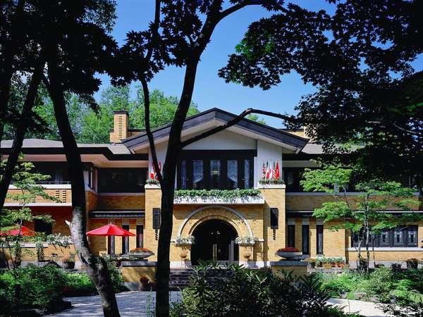 白馬リゾートホテル ラネージュ東館 ログコテージ