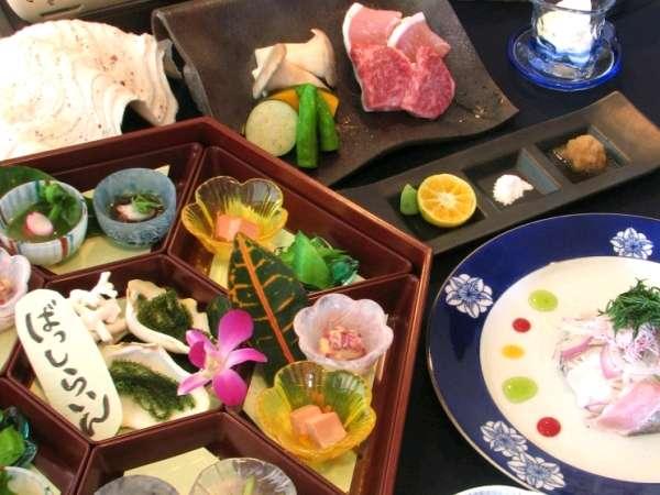 【マラルンガ】和琉創作料理(イメージ) 写真提供:じゃらんnet