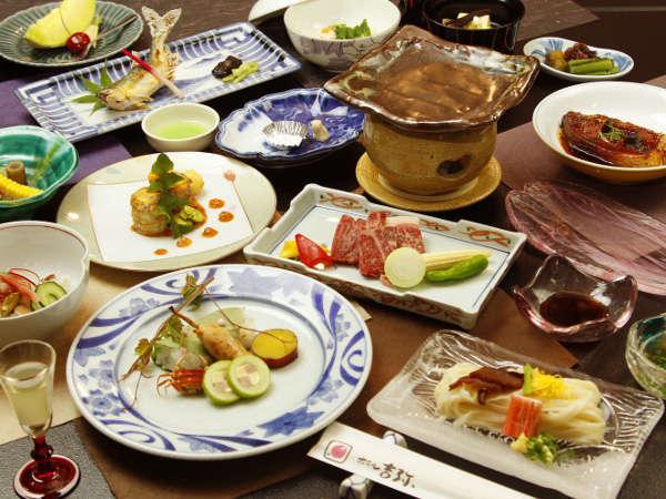 【月コース】名湯と懐石料理をゆったり愉しむスタンダード 1泊2食付♪JALクーポン使用可能 プラン
