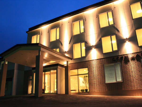 知床国立公園羅臼温泉郷「陶灯りの宿らうす第一ホテル」