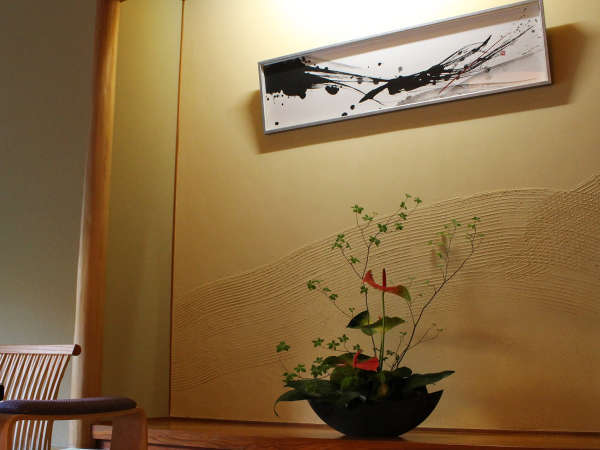 【川音の間】令和3年4月オープン 温泉露天風呂付客室<本間>