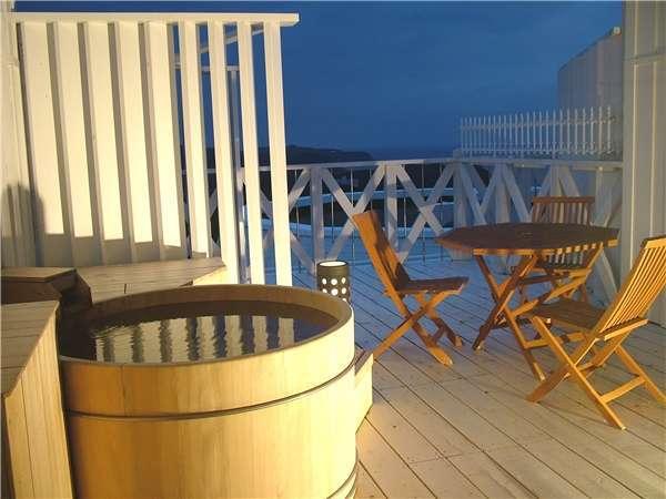 【じゃらん限定】白浜から車で15分!海を見下ろす露天風呂を二人占め。露付き客室がお得♪直前割
