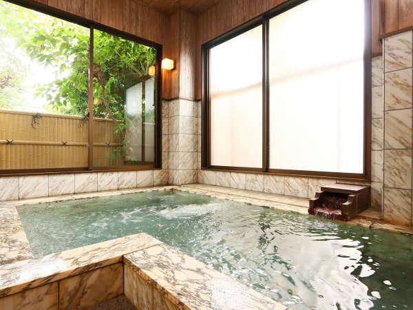 *温泉◆天然大理石を使用しています