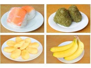 無料朝食に『特製ます寿しおにぎり・プレーンオムレツ・バナナ』が新登場!『黒とろろおにぎり』も大好評!