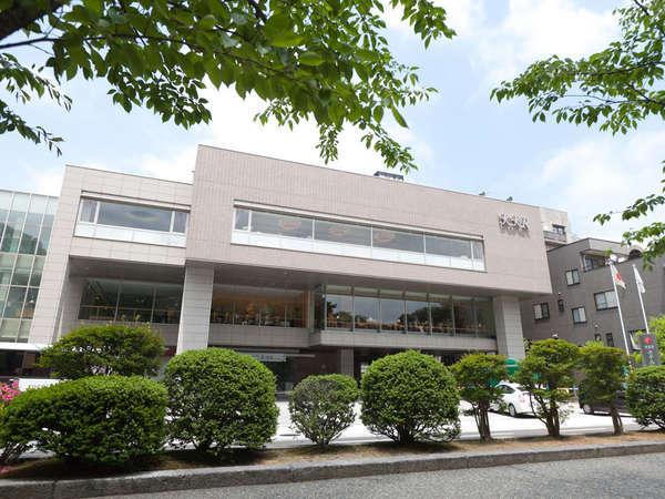 KKRホテル金沢の外観