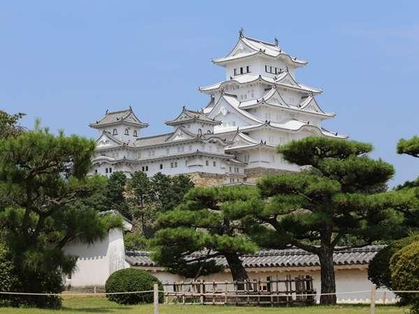 【素泊まり】世界遺産「姫路城」まで徒歩10分!! JR姫路駅より徒歩5分