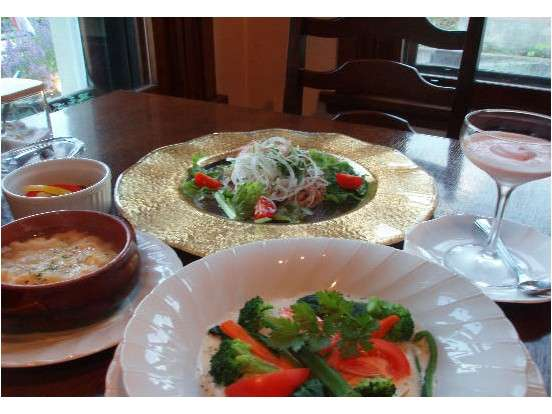 「季節のディナー」イメージ