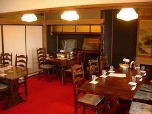 レストラン和室