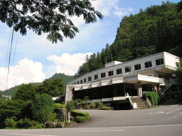 国民宿舎 古岩屋荘の外観