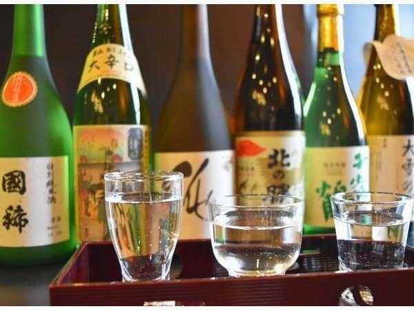 日本酒フェア(イメージ)