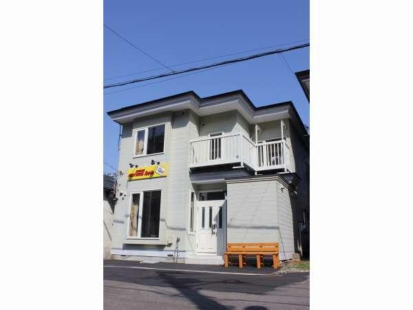 函館ゲストハウスApple