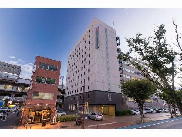 JR九州ホテル小倉の外観