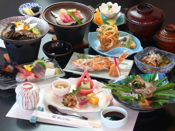 8月9月【旬魚食通】特別料理!