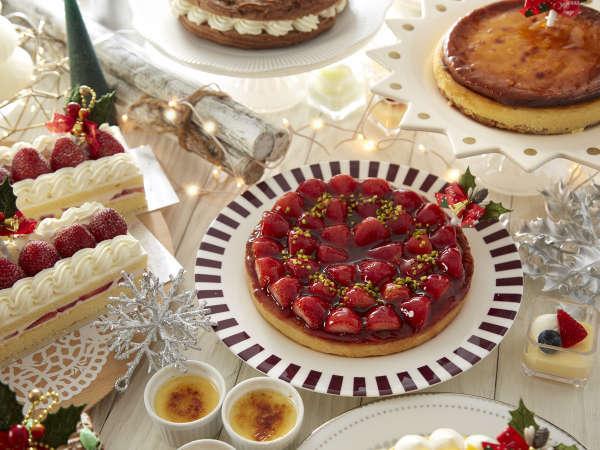 スイーツ&ディナーブッフェ~Early Sweet Christmas~(夕朝食付き)