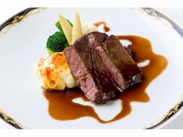 【朝・夕食付き】Delicious Night〜ホテル DE 温泉気分〜夕食はコースで〜