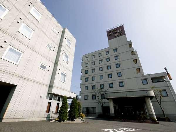 ホテルルートイン島田吉田インターの外観