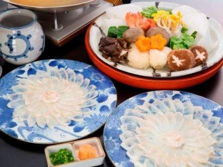 【旬の特選料理】しゃぶしゃぶで頂く松島産穴子プラン