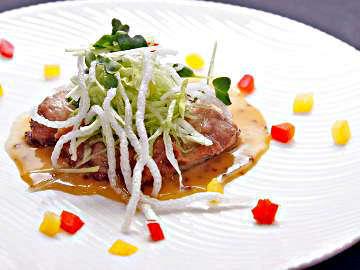 海鮮料理 一例〈海鮮会席プラン〉