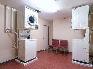 無料コインランドリー(全自動洗濯機、乾燥機各2基)洗剤もすべて無料!