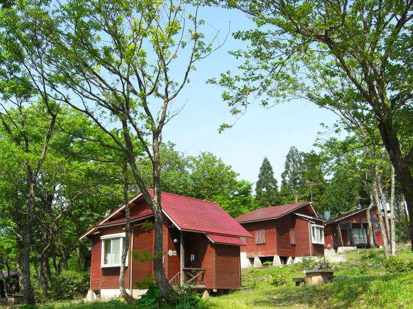 富山県立山山麓家族旅行村