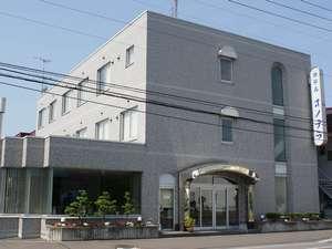 ファミリーホテル オノデラの外観