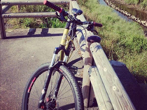 【素泊まり】サイクリングに嬉しい特典付き!専用フロアポンプ完備★サイクリスト応援プラン