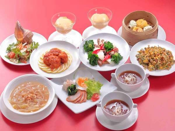 ■全室禁煙■当館スタンダード!美肌湯と美食であなたも秋田美人♪【中華料理】