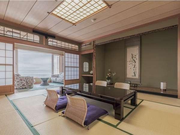 【1日1室限定】特別室「八千代」に泊まるワンランク上の贅沢を愉しむ