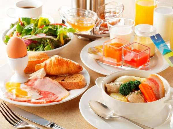 新たに生まれ変わった朝食