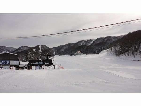 【2食付】宝台樹スキー場リフト1日券付お得なスキーパック☆