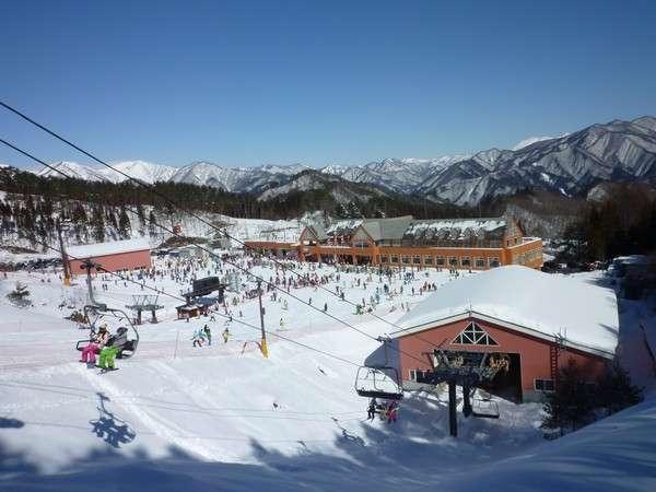【2食付】ノルン水上スキー場リフト1日券付お得なスキーパック☆