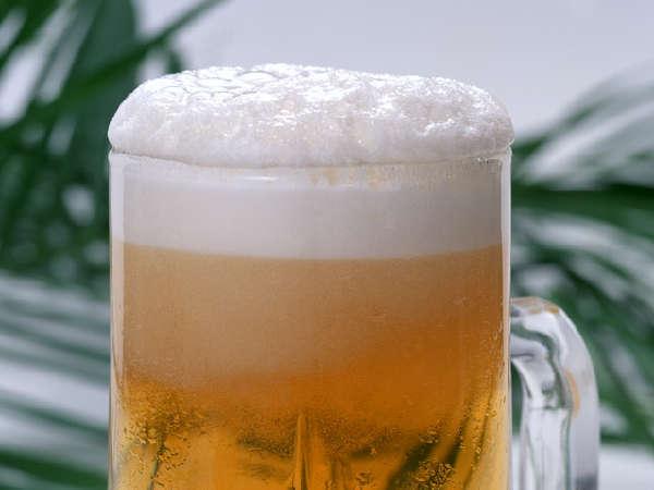 【夏季限定】やっぱり夏は生ビール!お1人様生ビール2杯付!夏のスペシャル万葉の膳プラン!
