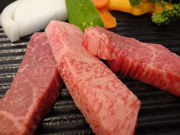 迷ったらやっぱりコレ!大人気【A5等級みかわ牛ステーキ】&地魚満足お造り付き♪ 三河の食材満喫プラン