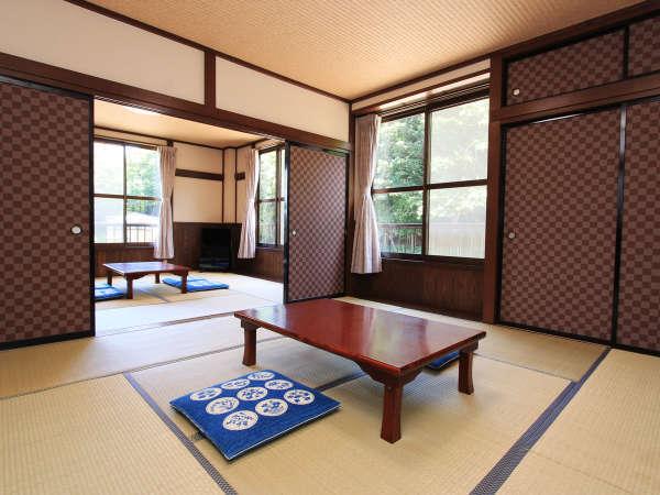 ご利用人数によってお部屋が異なる場合がございます。